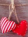 SAMOLEPÍCÍ album 40 stran Heart 1 červené