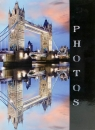 Fotoalbum 9x13 pro 200 fotografií Urban most
