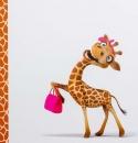 Album detský 100 stran Giraffe 1