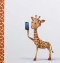 Album dětské 100 stran Giraffe 2