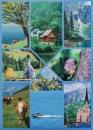 Fotoalbum 10x15 pro 300 fotografií Place modré