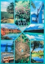 Fotoalbum 10x15 pro 300 fotografií Place tyrkysové