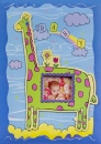 Fotoalbum 10x15 pre 300 fotografií Animal žirafa
