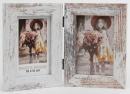 Fotorámček Narvik 2x 10x15 melír