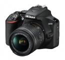 Nikon D3500 + AF 18-55 VR