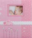 Album detské 60 strán  Bambin1 ružový