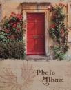 Fotoalbum 10x15 pre 200 fotiek Nostalgia červený