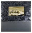 Fotoalbum 10x15 pro 500 fotek Smart stříbrný
