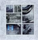 Fotoalbum 10x15 pre 500 fotiek SELF sivé