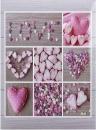 Fotoalbum 10x15 pro 300 fotografií  Viano ružový