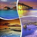 Fotoalbum 10x15 pro 500 fotek VEO oranžové