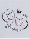 Mini album pre 100 fotiek 10x15 Cats