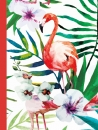 Mini album pre 100 fotiek 10x15 Exotic-plaměňák