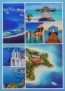 Fotoalbum 10x15 pro 300 fotek Proteo modré