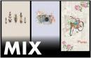 Album 9x13 pro 96 fotek Simple MIX