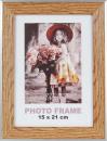 Fotorámeček Portree 10x15 hnědý