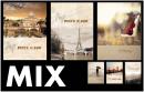 Mini album 10x15 pro 36 fotek Riverside MIX