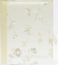 SAMOLEPÍCÍ album 50 stran FS-50  Bílé květiny