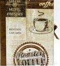 SAMOLEPÍCÍ album 50 stran FS-50  Mocha Caffe