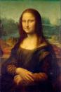 Mona Lisa 70x55cm - Leonardo da Vinci