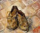 Boty (1888) 30x35cm - Vincent  Van Gogh