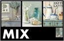 Minialbum 10x15 pro 64 fotek Latte-mix barev