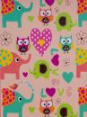 Mini album pro 100 fotek 10x15 Friends růžové