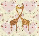 Fotoalbum 10x15 pro 50 fotek  Inlove 2 žirafy