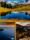Album  10x15 pro 304 fotek Earth žluté