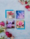 Album  10x15 pro 304 fotek Bouquet modré