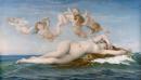 Zrození Venuše 40x70cm - Alexandre Cabanel