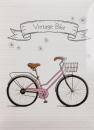 Fotoalbum 10x15 pro 200 fotografií Retro Bike růžové
