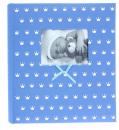 Fotoalbum 10x15 pro 500 fotek Miracle modré