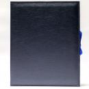 SAMOLEPÍCÍ album 50 stran FS-50 modrá kůže