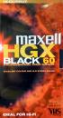 Maxell VHS E 60 HGX-B
