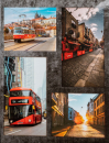 Fotoalbum 10x15 pre 200  fotiek City Time black