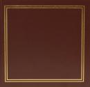 Album 13x18 pro 50 fotek Vinyl hnědé