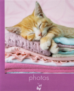 Fotoalbum 10x15 pre 200 fotiek Darling 2 mačka