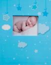 Album detské 10x15 pre 304 fotiek  Bebe modrý
