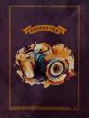 SAMOLEPÍCÍ album 40 stran Modern camera 1