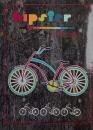 Fotoalbum 10x15 pre 600 fotiek Modern Bike vínový