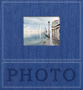 Album pre 200 fotiek 10x15 Trendy modrý