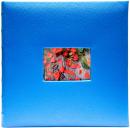 Fotoalbum 10x15 pre 500 fotiek VOGUE modrý