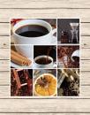 Fotoalbum 10x15 pre 200 fotiek Coffee béžový