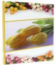Fotoalbum 10x15 pre 600 fotiek Flower love oranžový