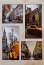 Fotoalbum 10x15 pre 300 fotografií 3UP City time béžový