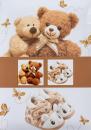 Album pre 200 fotiek 10x15 Bear hnedé