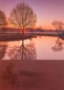 Fotoalbum 10x15 pre 200 fotiek Sunset 1 hnědý
