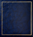 Fotoalbum 10x15 pre 500 fotiek Gedeon Vinyl modrý