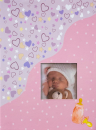SAMOLEPÍCÍ album 60 stran Tiny 2 růžové